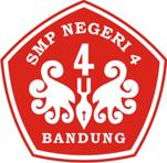 SMPN4-Bandung-Logo