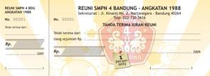 Tiket Reuni