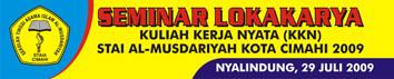 Spanduk Lokakarya